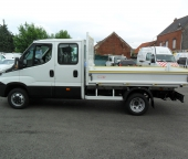 IVECO Daily Double cabine 35C16