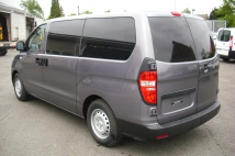 Workshop vehicle for funeral business
