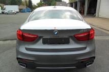 Véhicle BMW X6 before transformation