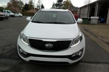 KIA Sportage avant transformation