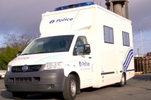Commissariat mobile zone de police