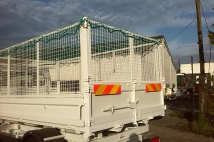 Tipper for municipal administration