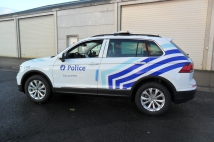 Vehicle for Police Area La Louvière