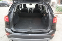 BMW X1 after transformation
