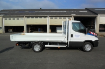 Tipper Excalibur for Iveco Daily