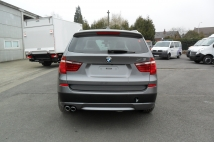 BMW  X3  before processing
