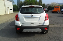 Opel Mokka before processing