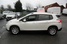 Peugeot 2008 before transformation