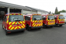 VW CADDY - Zone de Secours HAINAUT CENTRE