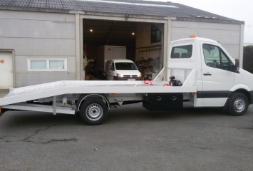 Tow Truck on VW Crafter