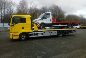 Realisation Tow Truck PF60 Fiault