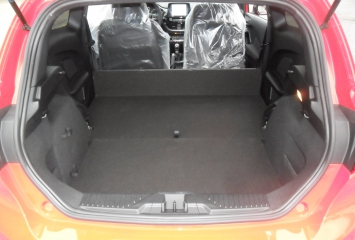 FORD FIESTA ST after transformation