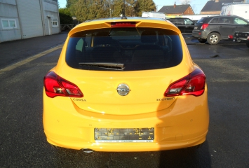 OPEL CORSA avant transformation