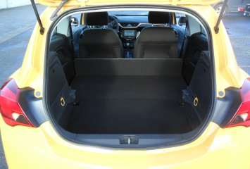 OPEL CORSA after transformation