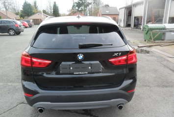 BMW X1 before transformation