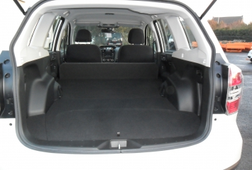 Subaru Forester after processing