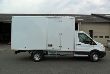 Citybox voor Ford Transit