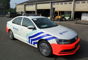 VW Jetta Véhicule d'Intervention
